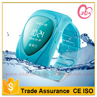 China child real-time locater 3g gps watch tracker for kids