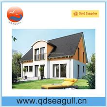 Assemble Steel Structure 2 bedroom prefab homes