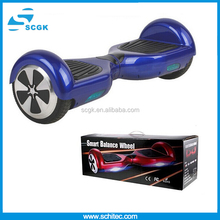 Stocks warehouse in USA/Germany two sheel balance scooter self balancing scooter