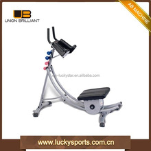 AB3800D As Seen On TV Fitness Equipment AB Coaster with With Dumbbell