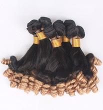 High demand products india, 8a grade brazilian hair, indian aunty funmi hair bouncy curls