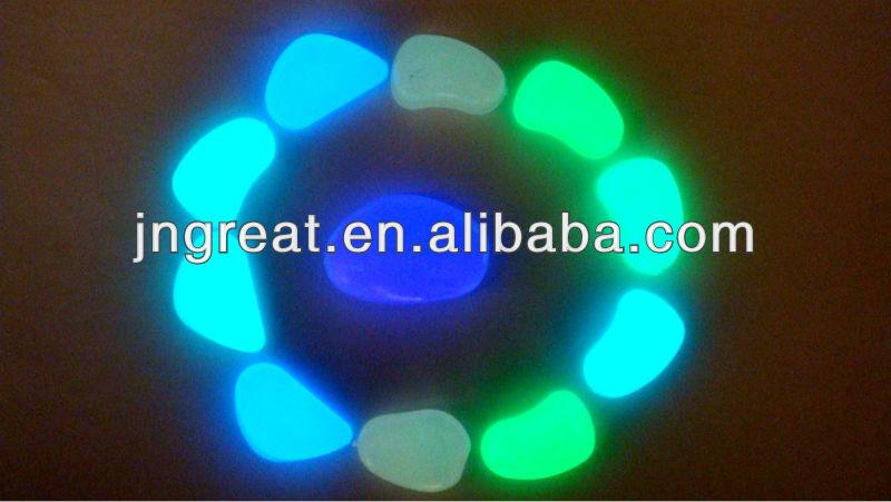 Glow In The Dark Garden Stones View Glow Stones Great Product Details From Jinan Great