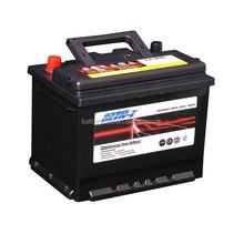 12V 60ah DIN Maintenance Free Car Battery