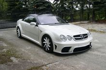 Mercedes CL W215 - Komplet bodykit black series