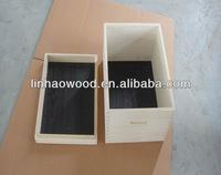 wooden Children's toy box