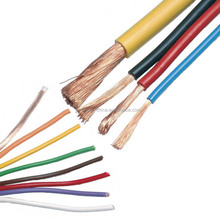 Low Voltage Copper Conductor PVC Insulation Wire Cable