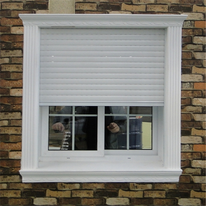 Exterior Aluminum Door Price With Roller Shutter Window Buy Exterior Aluminum Door Price With