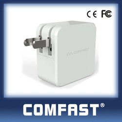 COMFAST Wireless Wifi Repeater CF-WR350N Wireless Access Point How to Extend Wireless Network