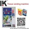 LK-A1401 Mechanical small vending machine,tissue paper vending machine for sale