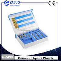 diamond steel tips and wands