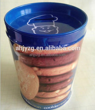 factory directly cookie tin can airtight