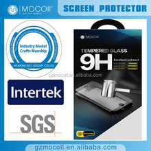 MOCOll Brand Factory Price Wholesale Privacy Superhard h9 Tempered Glass Film Screen Protector For iphone 5