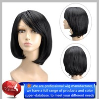 Hot Selling Top Quality Fashionable silk base full lace wig, hair wig,short hair wig