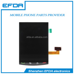 Hot sales lcd touch screen replacement for Blackberry 9550 9520 STORM 2 lcd display with touch screen digitizer