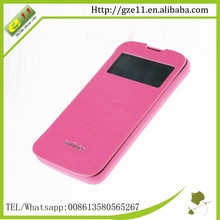 China custom leather cell phone case for Infinix Hot 507