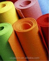 China manufacturer OEM needle punched nonwoven felt cloth