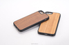OEM wood phone case for iPhone 6S engrave wooden hard cell phone case