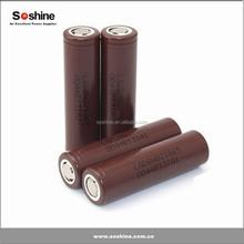 2015 NEW origina LG Chem INR18650 HG2 3000mAh 20a 18650 battery lg cells 3000mah rechargeable battery lg 18650hg2 3000mah cell