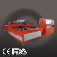 Laser Stainless Steel Tube Cutting / Metal Cutting Machinery