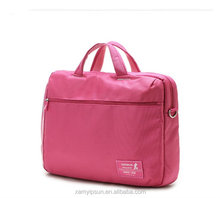 Personalized 1680D Nylon Ladies laptop messenger bag