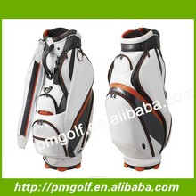 Worldwide china golf manufacturer Customized Branded Fashion Tour Design Golf Bags