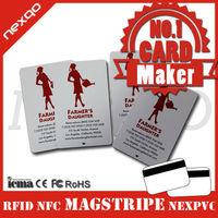 hotel magnetic swipe key card