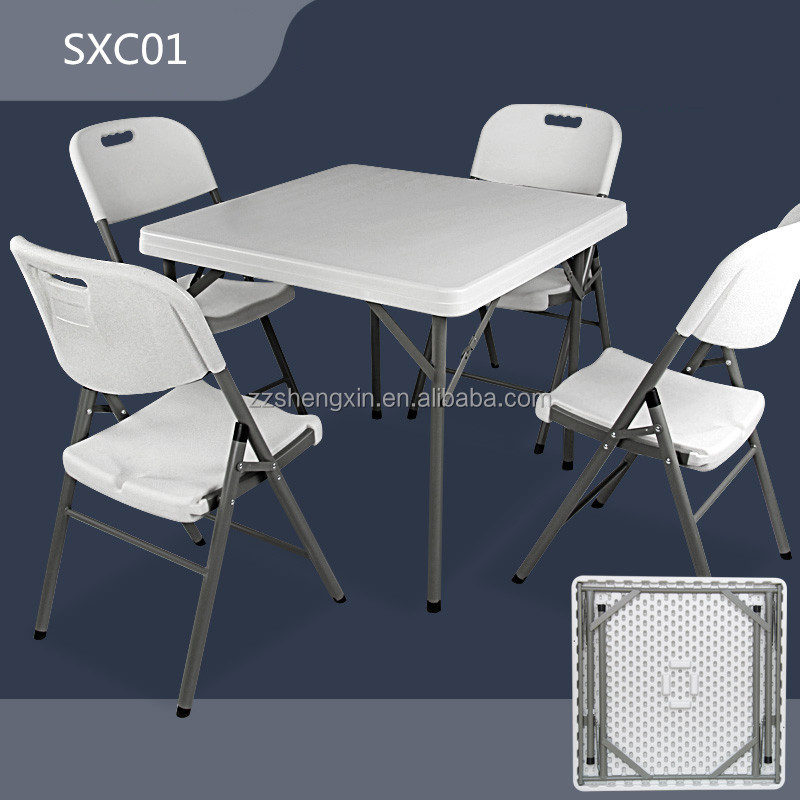 Outdoor Furniture Camping Plastic Folding Table Buy Camping Plastic Folding