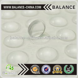 Rubber dots with adhesive back/Rubber Bumpons