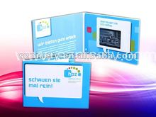 lcd video mailer with creative idea