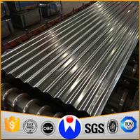 Best corrugated zinc roofing sheet price