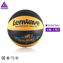 Outdoor Training Dunk Offical Size 7 PU Customized Basketball