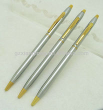 STC1007 Metal pen of ball pen ball point pen can make your logo for promotion gift MOQ is 1000pcs