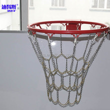 Customized Chain Basketball Net For Metal Material