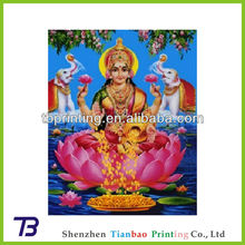 3D Indian god pictures printing