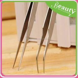 high precision esd tweezers ,ADE088 curved tweezers