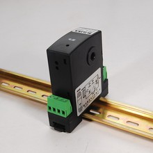YHDC din rail AC current transmitter TCAH, AC to DC current sensor