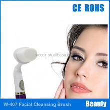Electric Ultrasonic Vibrating Facial Dirt Clean Brush