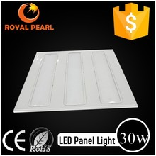 ip44 cool white led grille panel light stable led driver reduce lumens depreciation