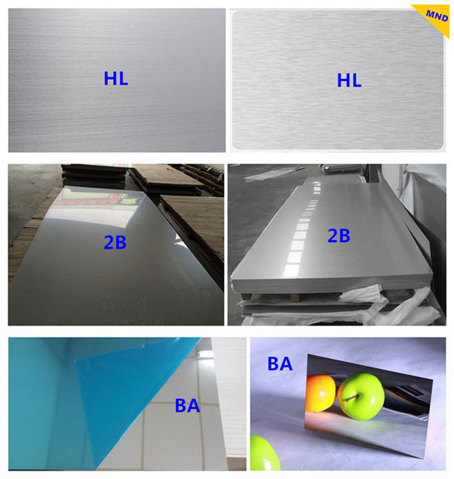Strength hardness SS/TG/YG made in china astm wuxi 304 stainless steel sheet