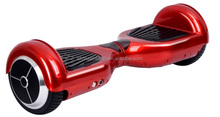 factory directly chic two wheel pink red wine smart balance electric scooter for outoor activity