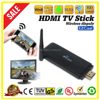 Best Wifi Ezcast Android Smart TV Dongle Google Mini PC Smart TV Box Stick DLNA Miracast Airplay Linux Wifi EZCAST Dongle