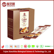 chinese herb top quality lingzhi body beauty slimming coffee