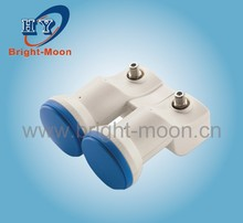 Dual single high power Ku Band LNB