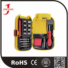 Top quality hot sale cheap price made in china repair tool set / household hand tool set / hand tool kit