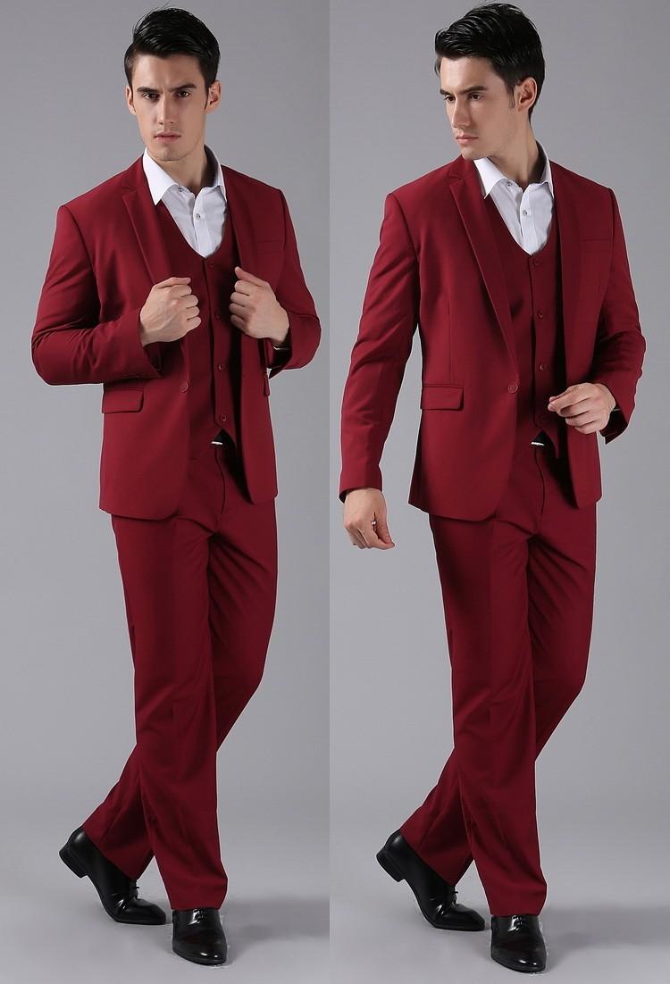 HTB16W4oFVXXXXXjXpXXq6xXFXXXR - (Jackets+Pants) 2016 New Men Suits Slim Custom Fit Tuxedo Brand Fashion Bridegroon Business Dress Wedding Suits Blazer H0285