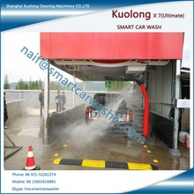 Fully Automatic Waterless Car Wash Products for Sale