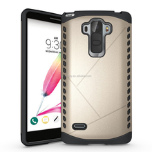 2015 Best Selling 2 IN 1 For LG G4 Note LS770 Future Armor KickStand cell phone case cover ,Mobile Phone cases For LG G4 Note