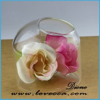 indoor decorative glass globes