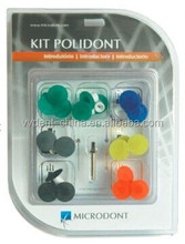 POLIDONT INTRODUCTORY KIT FOR COMPOSITE RESIN POLISHING BETTER THAN DENTAL 3M POLISHERS