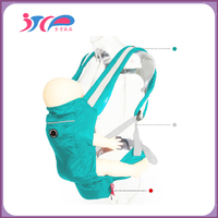 Best selling infant products portable sofety ergonomic folding baby hip seat carrier